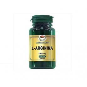 L-Arginina 1000 mg, 60 tablete, Cosmopharm