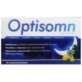 Optisomn - tulburari de somn (insomnii) - SamDistribution.ro