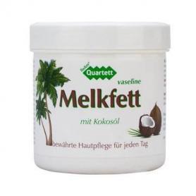 Melkfett, crema cu ulei de cocos, 250ml, Quartett