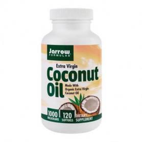 Ulei de cocos (coconut oil), 120 capsule, Secom
