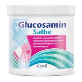 Crema pentru articulatii cu Glucozamina, 250 ml, Crevil