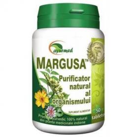 Margusa,100 tablete, Ayurmed