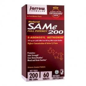 SAM-e 200 mg, 60 tablete, Secom (Jarrow Formulas)