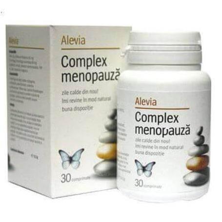 Complex menopauza, 30 comprimate, Alevia