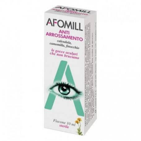 Afomill, picaturi de ochi (rosii si iritati, 10 ml