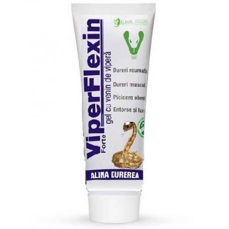 Viperflexin Forte gel antireumatic,100 g, Elixir