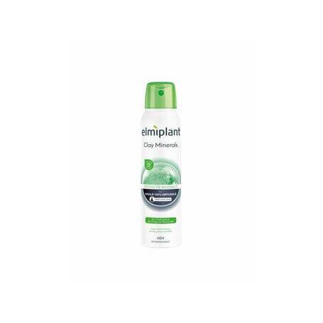 Deodorantul anti-perspirant spray Elmiplant.