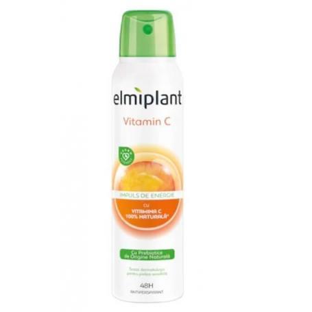 Deodorant antiperspirant spray Elmiplant Vitamina C