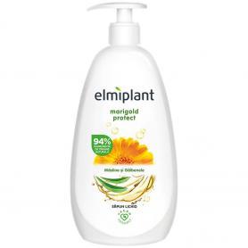 Sapun Hidratant Elmiplant cu Ulei de Masline Galbenele si Glicerina 500 ml