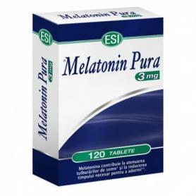 Melatonina pura, 3 mg, Esi Spa,120 tablete