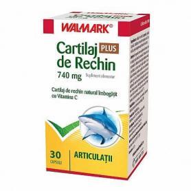Cartilaj de Rechin Plus Walmark, 30 capsule