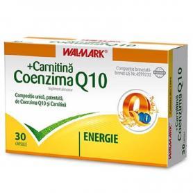 Coenzima Q10 + Carnitina Walmark