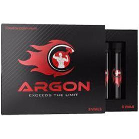 Argon Potent 5 fiole, creat pentru potenta, ejaculare precoce