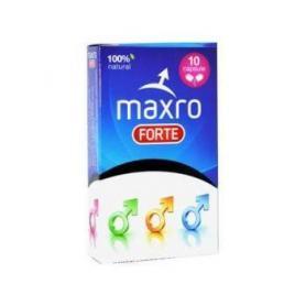 Maxro Forte 10 pastile pentru potenta si libidou - Mad House