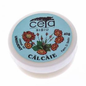 Calcaie crapate crema tip balsam, 40 g, Ceta Sibiu