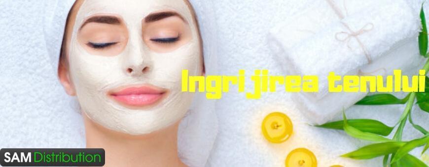 Ingrijirea tenului » Cosmetice si produse de ingrijire a tenului