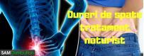 Dureri de spate tratament naturist » Creme pentru durerile de spate