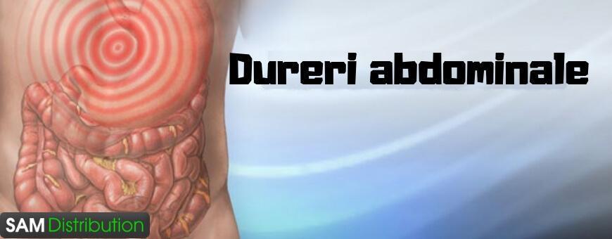 Produse si tratamente pentru durerile abdominale (de stomac)