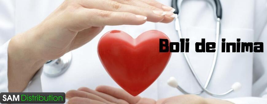 Boli de inima » simptome, cauze, tratament