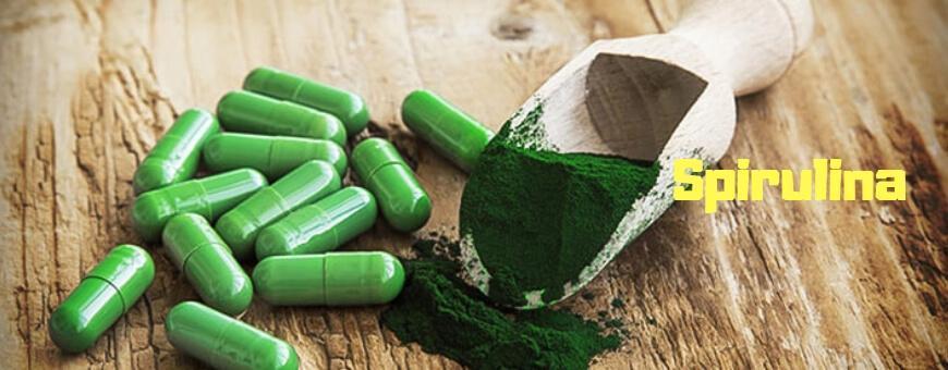 Spirulina - alga miraculoasa: proprietăți si beneficii