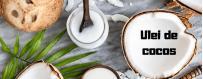 Ulei de cocos natural, extravirgin - SamDistribution