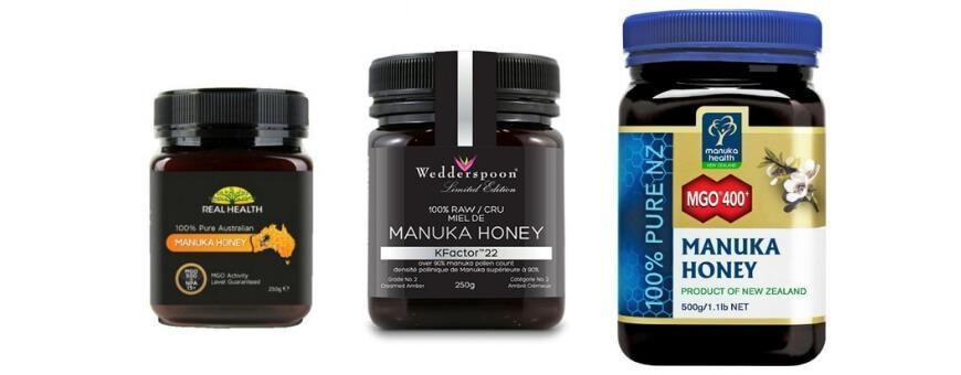 Miere de Manuka - 100% din Noua Zeelandă