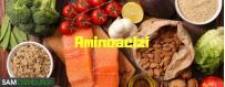 Aminoacizi • Aminoacizi esentiali
