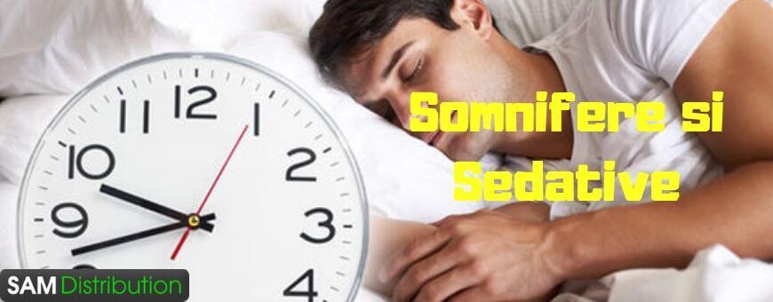 Cele mai puternice Sedative si Somnifere naturale pentru somn linistit