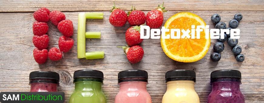 Produse pentru detoxifiere 100% NATURALE